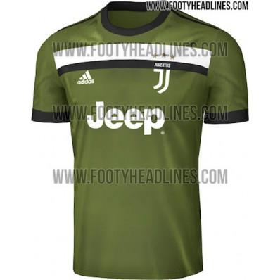 Maillot THIRD Juventus nouveau