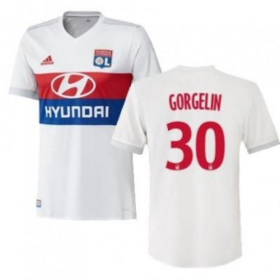 Maillot THIRD OL Mathieu GORGELIN