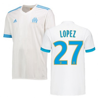 Maillot THIRD OM Maxime LOPEZ