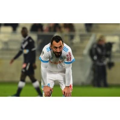 Maillot THIRD Olympique de Marseille Konstantinos MITROGLOU