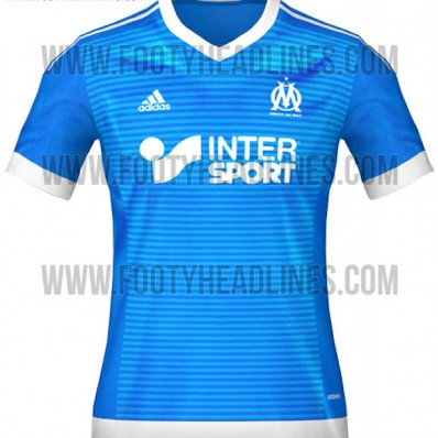 Maillot THIRD Olympique de Marseille Steve MANDANDA