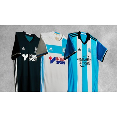 Maillot THIRD Olympique de Marseille de foot
