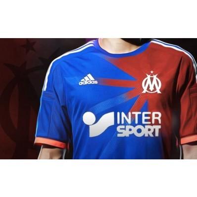 Maillot THIRD Olympique de Marseille nouveau