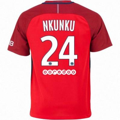 Maillot THIRD PSG Christopher NKUNKU