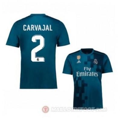 Maillot THIRD Real Madrid Carvajal