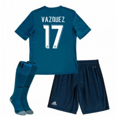 Maillot THIRD Real Madrid L. Vázquez