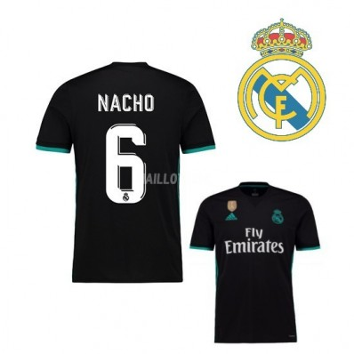 Maillot THIRD Real Madrid Nacho