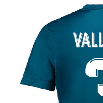 Maillot THIRD Real Madrid Vallejo