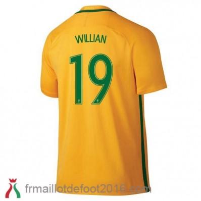 Maillot equipe de Brésil soldes