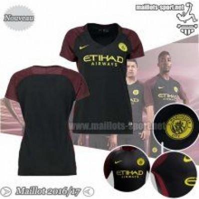 ensemble de foot Manchester City Femme