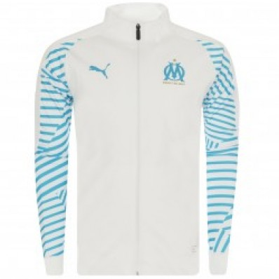 ensemble de foot OM gilet