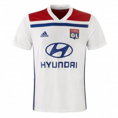 ensemble de foot Olympique Lyonnais 2018