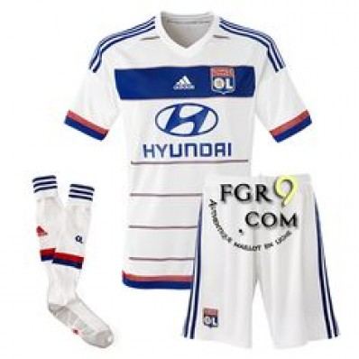 ensemble de foot Olympique Lyonnais Enfant