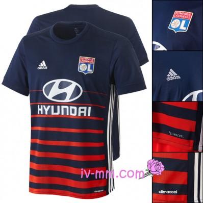 ensemble de foot Olympique Lyonnais nouvelle
