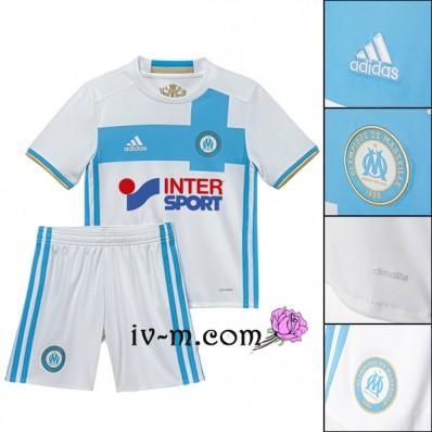 ensemble de foot Olympique de Marseille boutique