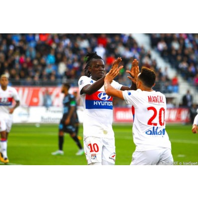 maillot entrainement OL Bertrand TRAORE