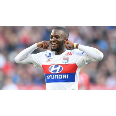 maillot entrainement OL Tanguy NDOMBELE