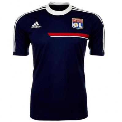 maillot entrainement Olympique Lyonnais Homme