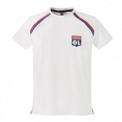 maillot entrainement Olympique Lyonnais nouveau