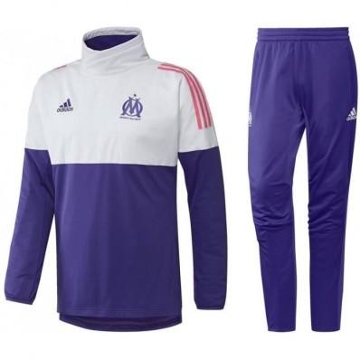 maillot entrainement Olympique de Marseille Femme