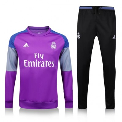 maillot entrainement Real Madrid Vestes