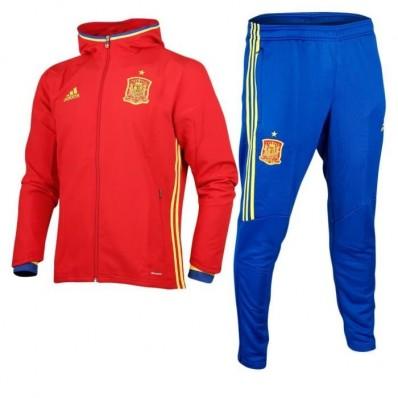 survetement equipe de Espagne 2016