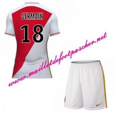 tenue de foot AS Monaco LONGUES