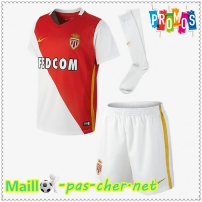 tenue de foot AS Monaco pas cher