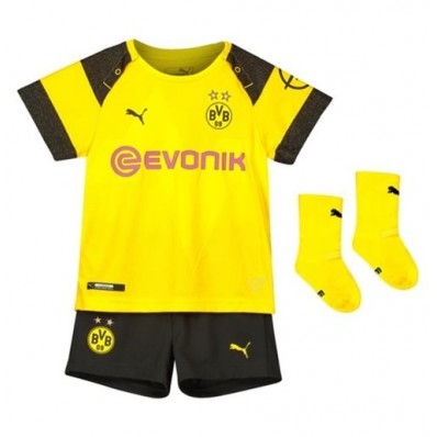 tenue de foot Borussia Dortmund Enfant