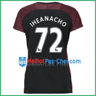 tenue de foot Manchester City Femme