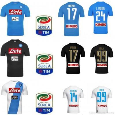 tenue de foot Napoli Enfant