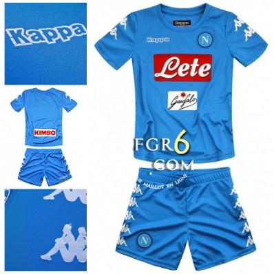 tenue de foot Napoli en solde