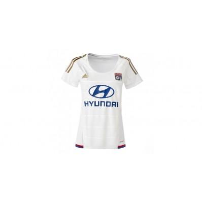 tenue de foot Olympique Lyonnais Femme