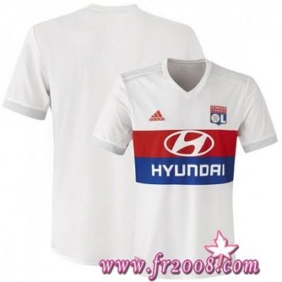tenue de foot Olympique Lyonnais pas cher