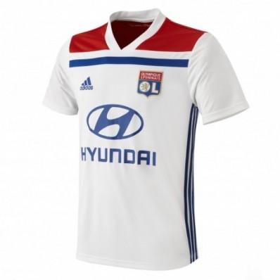 tenue de foot Olympique Lyonnais solde