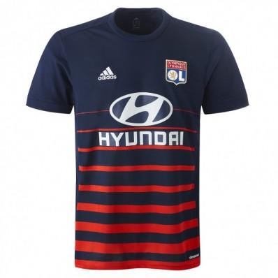 tenue de foot Olympique Lyonnais vente
