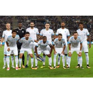 tenue de foot Olympique de Marseille ÉQUIPE