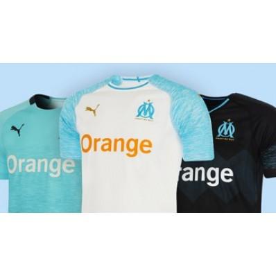 tenue de foot Olympique de Marseille boutique