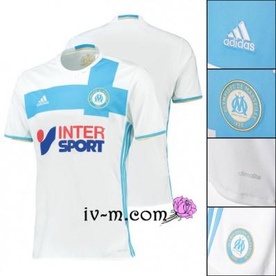 tenue de foot Olympique de Marseille en solde