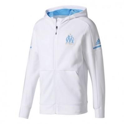 tenue de foot Olympique de Marseille gilet