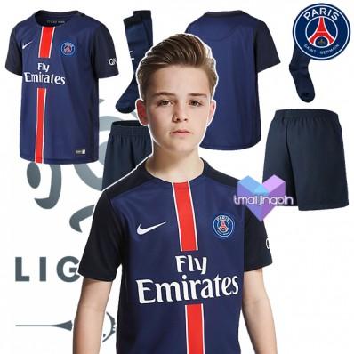 tenue de foot psg Enfant