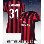Maillot Domicile AC Milan pas cher