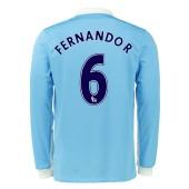 Maillot Domicile Manchester City Claudio Bravo