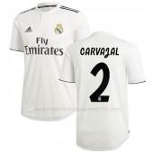 Maillot Domicile Real Madrid Carvajal