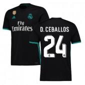 Maillot Domicile Real Madrid D. Ceballos