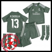 Maillot Domicile Real Madrid K. Casilla