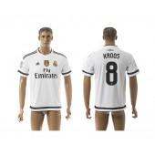 Maillot Domicile Real Madrid Kroos