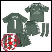 Maillot Domicile Real Madrid Navas