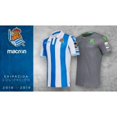 Maillot Domicile Real Sociedad achat