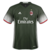 Maillot Extérieur AC Milan nouveau